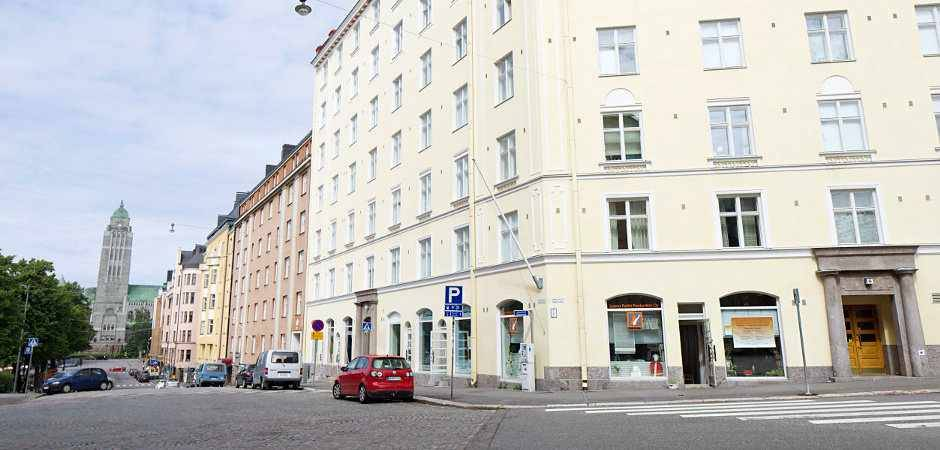 Massage, Bodywork and holistic Wellbeing services Kallio