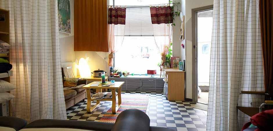 Relaxing and cozy massage studio in Kallio